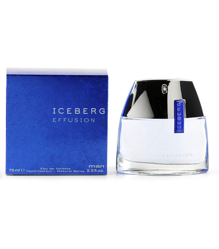 ICEBERG EFFUSION MAN edt 75ml uomo