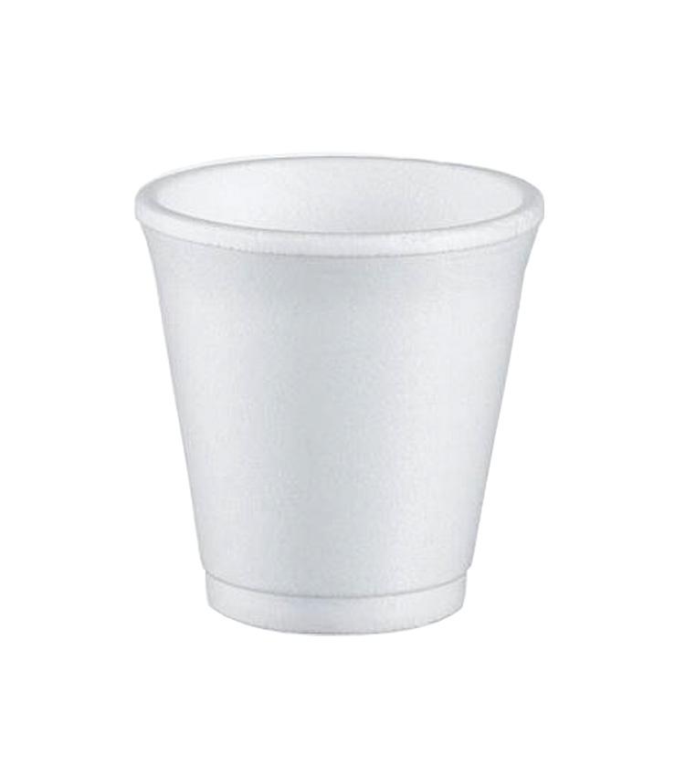 Stock 1000 bicchieri termici in polistirolo monouso da for Bicchieri termici