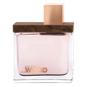 """TESTER"" DSQUARED SHE WOOD edp 50ml donna"