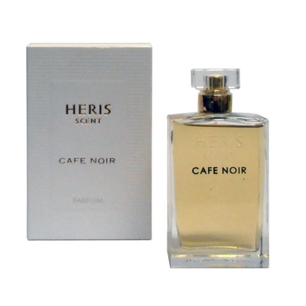 HERIS SCENT PLATINUM CAFE NOIR edp 100ml unisex