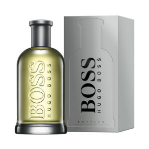 HUGO BOSS BOTTLED edt 200ml uomo