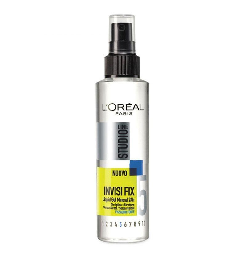 l or 233 al studio line invisi fix tv spot l oreal studio line invisi fix gel capelli liquido 150ml vendita on line profumi
