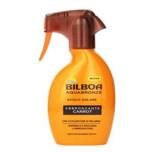 BILBOA AQUABRONZE Acqua Solare Abbronzante Carrot 250ml