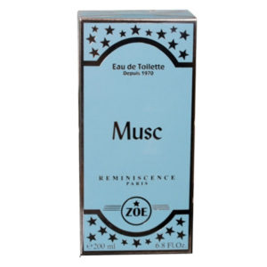REMINISCENCE MUSC ZOE edt 200ml donna