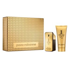 Cofanetto uomo 1 MILLION PACO RABANNE edt 50ml + shower gel 100ml
