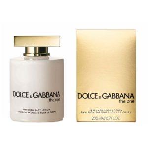DOLCE & GABBANA THE ONE Body Lotion lozione corpo 200ml