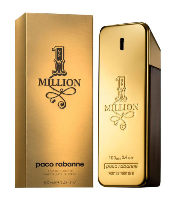 1 MILLION paco rabanne edt 100ml uomo