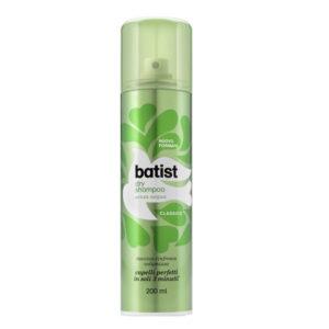 BATIST DRY shampoo capelli senza acqua classico 200ml