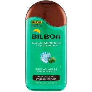 BILBOA DOCCIABRONZE Menta Glaciale doccia shampoo rinfrescante 250ml