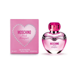MOSCHINO PINK BOUQUET edt 30ml donna