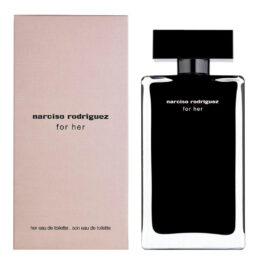 NARCISO RODRIGUEZ FOR HER edt 100ml donna