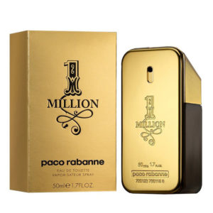 1 MILLION paco rabanne edt 50ml uomo