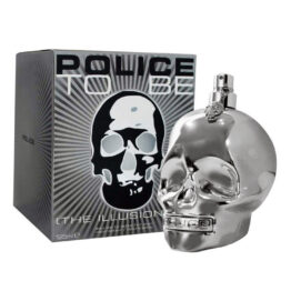 POLICE TO BE THE ILLUSIONIST edt 125ml uomo