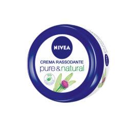 NIVEA CREMA RASSODANTE PURE & NATURAL 300ml