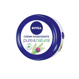 NIVEA CREMA RASSODANTE PURE & NATURAL 300ml