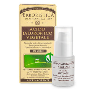 ATHENA'S L'ERBORISTICA Acido Jaluronico Vegetale in Siero 15ml