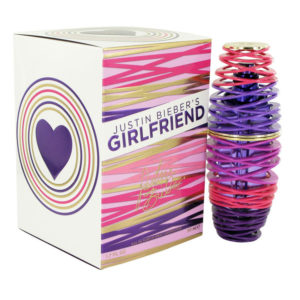 JUSTIN BIEBER'S GIRLFRIEND edp 50ml donna