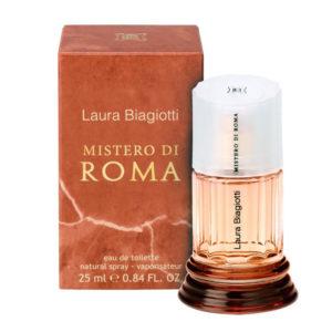 LAURA BIAGIOTTI MISTERO DI ROMA edt 25ml donna