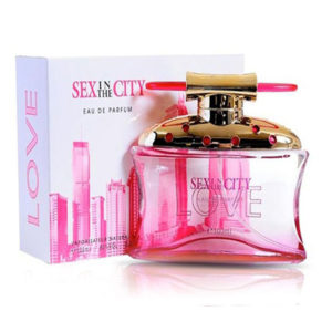SEX IN THE CITY LOVE edp 100ml donna