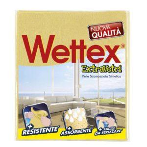 WETTEX EXTRAVETRI Panno in pelle scamosciata sintetica