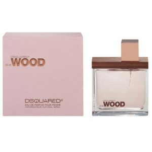 DSQUARED SHE WOOD POUR FEMME edp 50ml donna