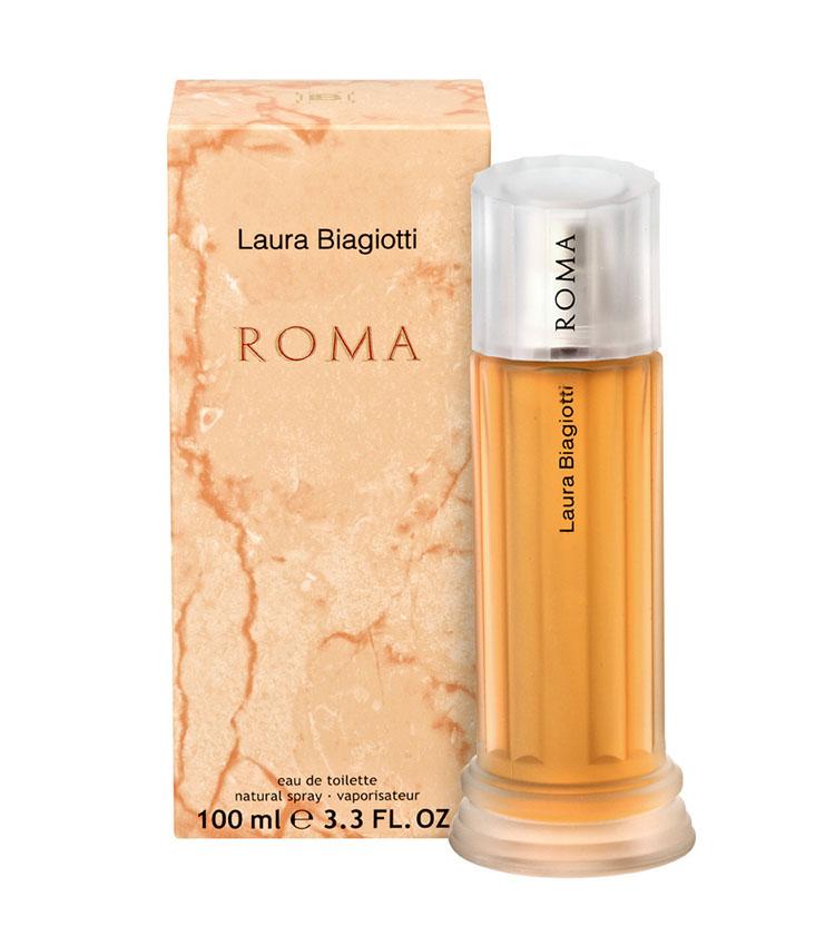 profumo roma donna di laura biagiotti