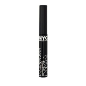 NYC Eyeliner Liquido black/nero 4,7ml