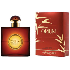 OPIUM YVES SAINT LAURENT edt 90ml donna