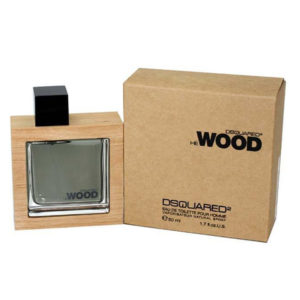 DSQUARED HE WOOD pour homme edt 50ml uomo