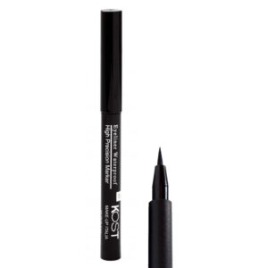 KOST HIGH PRECISION MARKER Eyeliner Occhi Waterproof 01 nero/black