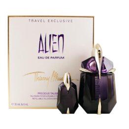 Cofanetto donna ALIEN THIERRY MUGLER Travel Exclusive edp 30ml + miniatura 6ml