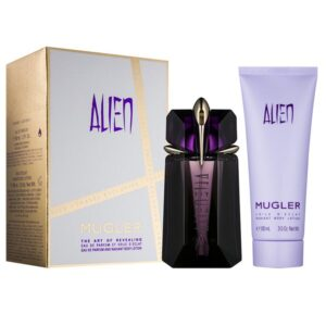 Cofanetto donna ALIEN THIERRY MUGLER edp 60ml + body lotion 100ml
