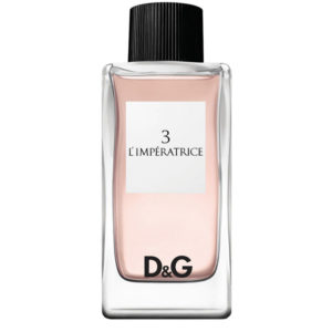 """TESTER"" DOLCE & GABBANA 3 L'IMPERATRICE edt 100ml donna"
