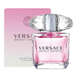 VERSACE BRIGHT CRYSTAL edt 90ml donna