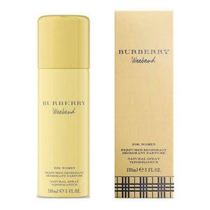 BURBERRY WEEKEND Deodorante Profumato 150ml donna
