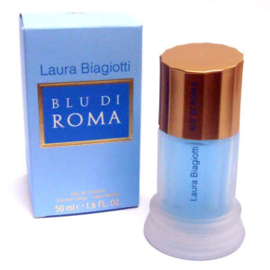 Laura Biagiotti BLU DI ROMA edt 50ml uomo