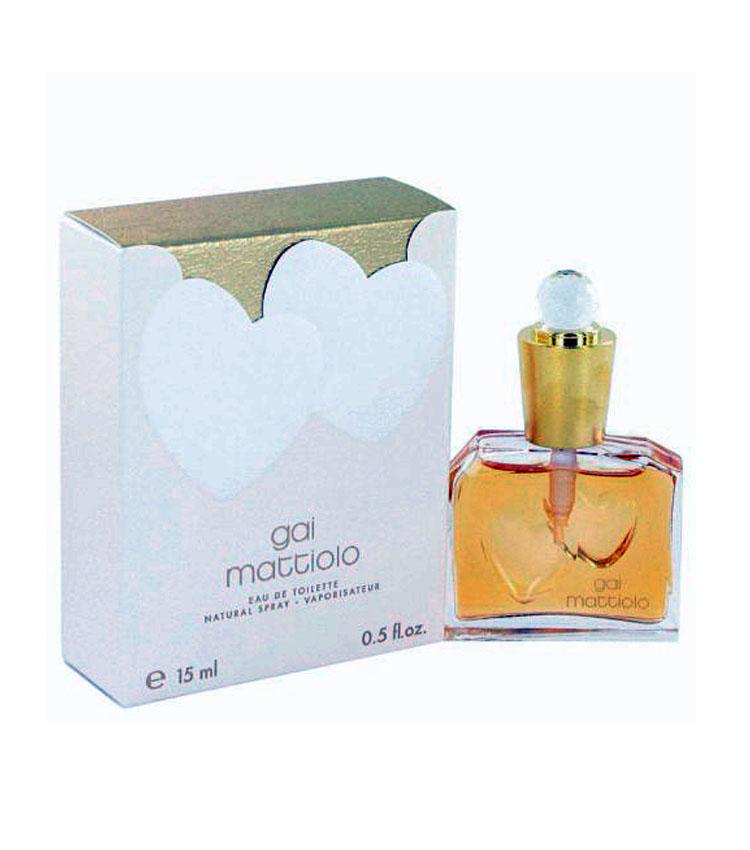new product e402b 3d743 GAI MATTIOLO edt 15ml donna
