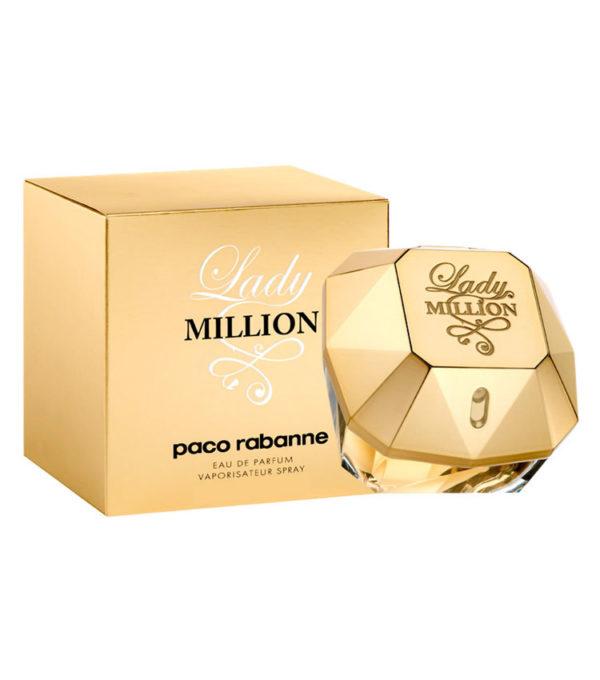 LADY MILLION PACO RABANNE edp 80ml donna
