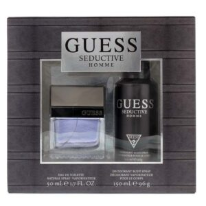 Cofanetto uomo GUESS SEDUCTIVE HOMME edt 50ml + deodorante spray 150ml