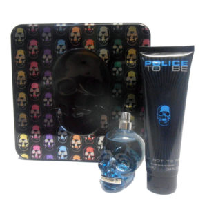Set/confezione uomo POLICE TO BE edt 75ml + all over body shampoo 100ml