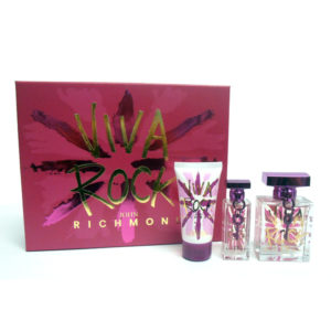 Set/confezione donna VIVA ROCK JOHN RICHMOND edt 50ml + edt 15ml + body lotion 50ml