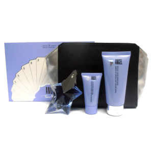 Set/confezione donna ANGEL THIERRY MUGLER edp 25ml + body lotion 100ml + shower gel 30ml