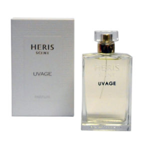 HERIS SCENT PLATINUM UVAGE edp 100ml uomo