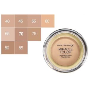 MAX FACTOR MIRACLE TOUCH Liquid Illusion Foundation fondotinta liquido