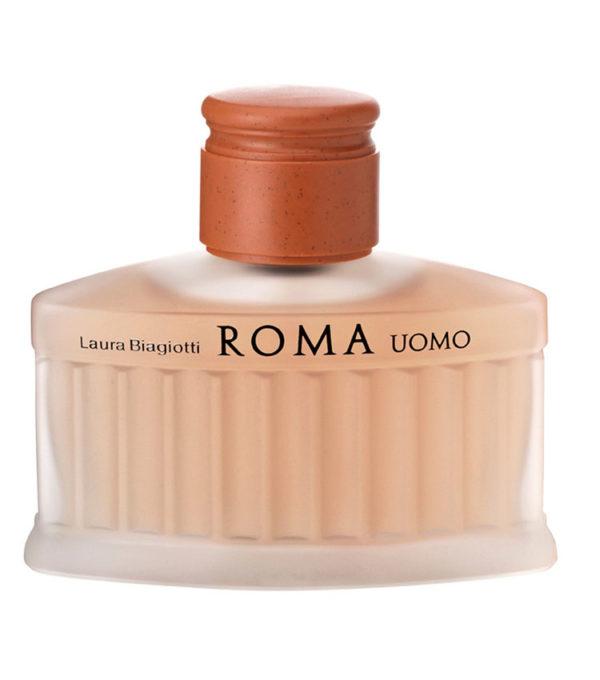 """""""TESTER"""" LAURA BIAGIOTTI ROMA UOMO edt 125ml uomo NO TAPPO"""
