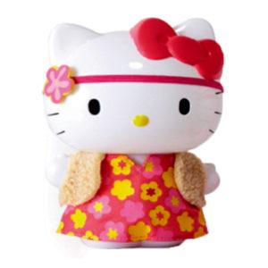 HELLO KITTY FLOWER POWER Bagno e Doccia Gel 300ml