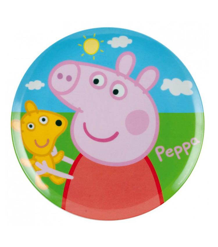 Piatto PEPPA PIG