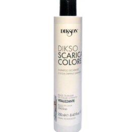 DIKSON SCARICA COLORE Shampoo per Capelli Decapante Vitalizzante 250ml