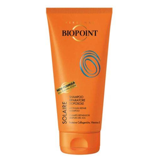 BIOPOINT SOLAIRE Shampoo Riparatore Doposole 200ml