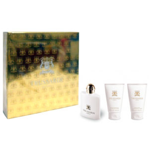 Cofanetto donna TRUSSARDI DONNA edp 30ml + shower gel 30ml + body lotion 30ml